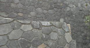 سنگ ورقه ای طوسی میگون درجه یک